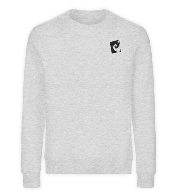 Textil Stick Nalu II - Unisex Organic Sweatshirt-6892