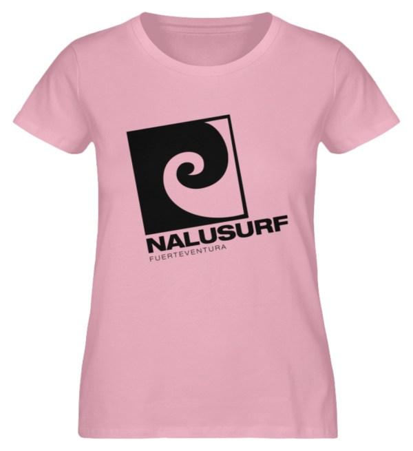 Nalusurf Fuerteventura - Damen Premium Organic Shirt-6903