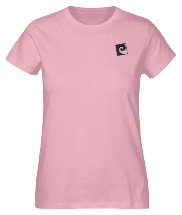 Textil Stick Nalu II - Damen Premium Organic Shirt mit Stick-6903
