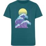 Wave of Life - Kinder Organic T-Shirt-6889