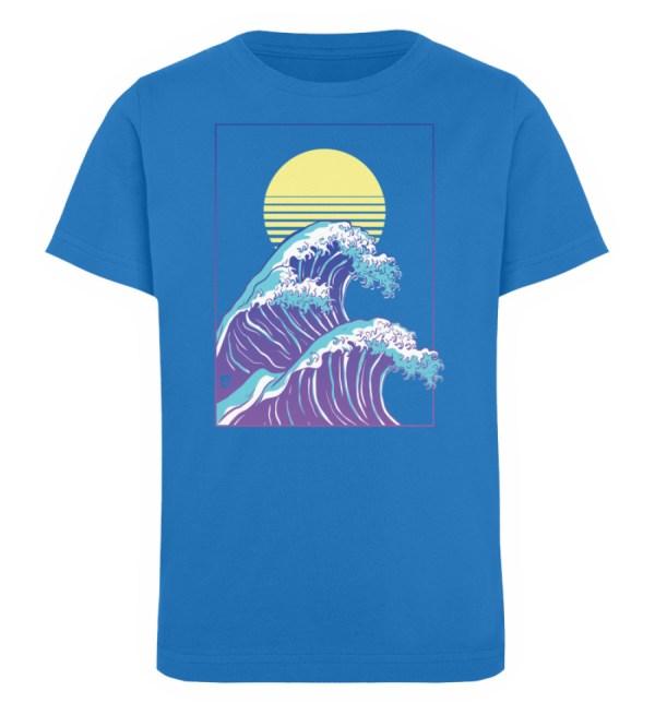 Wave of Life - Kinder Organic T-Shirt-6886