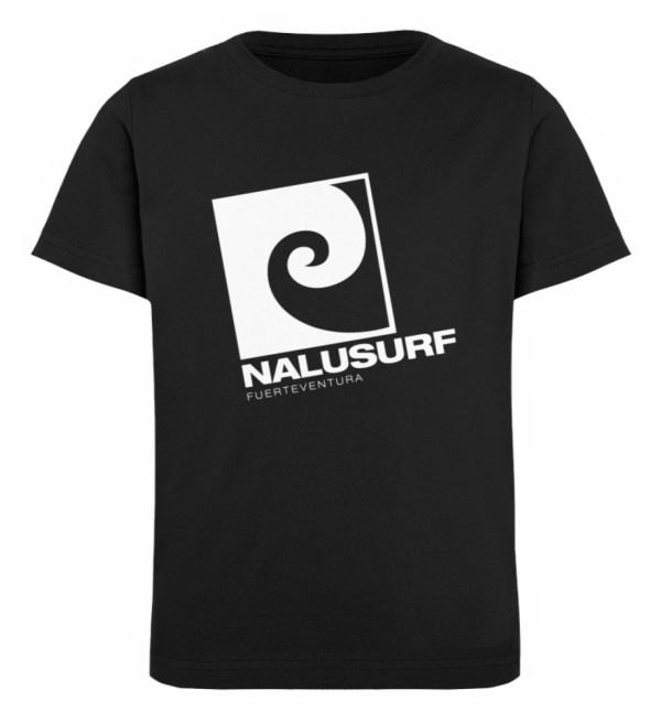 Nalusurf Fuerteventura II - Kinder Organic T-Shirt-16