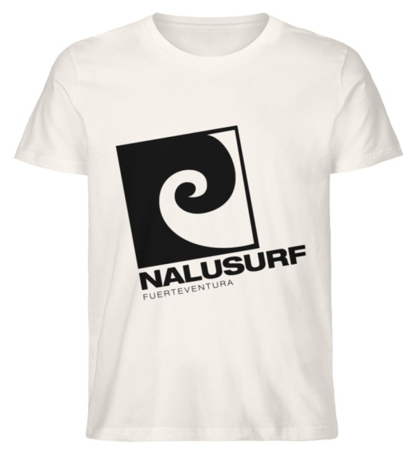 Nalusurf Fuerteventura - Herren Premium Organic Shirt-6881