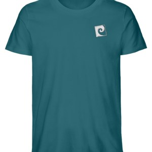 Textil Stick Nalu - Herren Premium Organic Shirt-6889