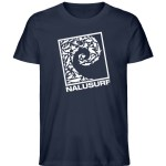 Nalusurf Ocean Life II - Herren Premium Organic Shirt-6887