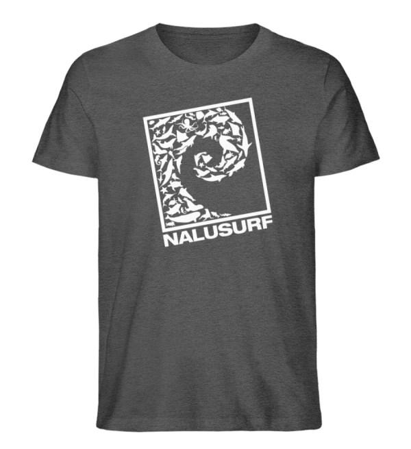 Nalusurf Ocean Life II - Herren Premium Organic Shirt-6898