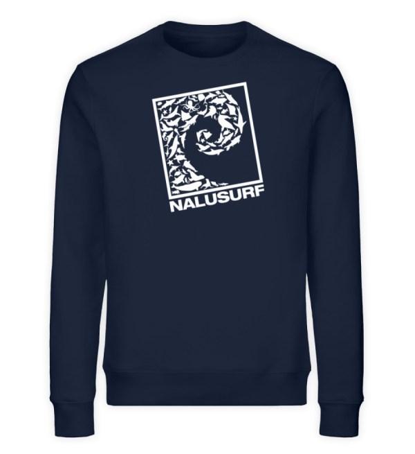 Nalusurf Ocean Life II - Unisex Organic Sweatshirt-6887