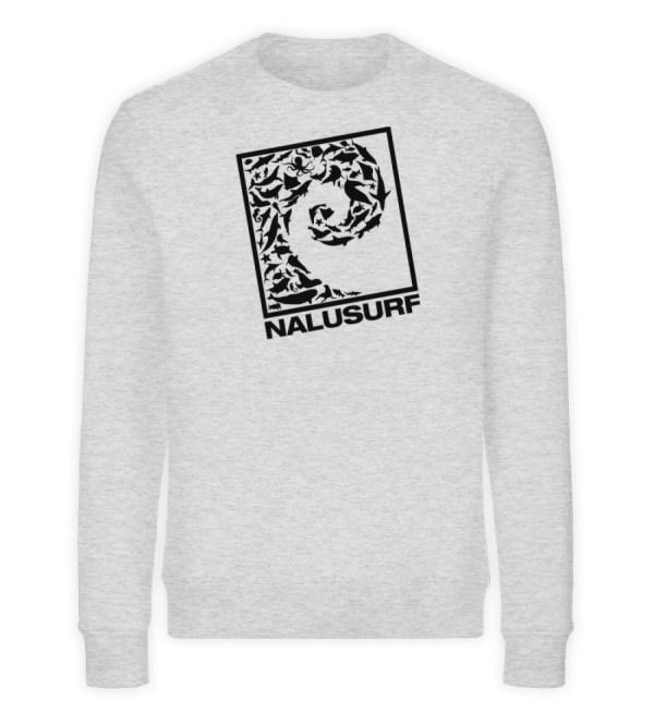 Nalusurf Ocean Life - Unisex Organic Sweatshirt-6892