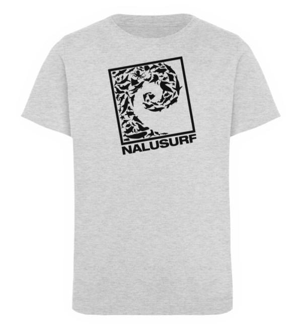 Nalusurf Ocean Life - Kinder Organic T-Shirt-6892