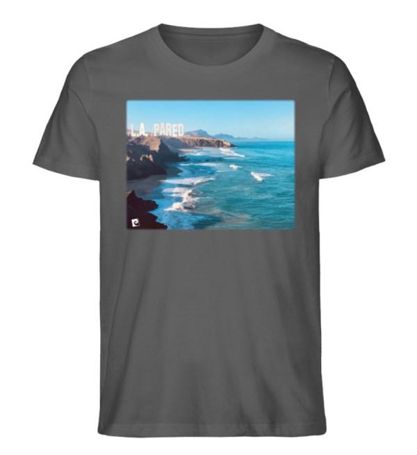 L.A. Pared - Herren Premium Organic Shirt-6896