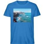 L.A. Pared - Herren Premium Organic Shirt-6886
