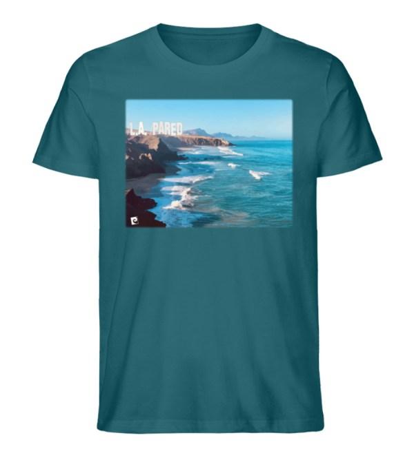 L.A. Pared - Herren Premium Organic Shirt-6889