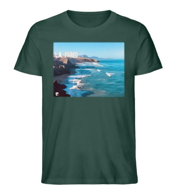L.A. Pared - Herren Premium Organic Shirt-7112