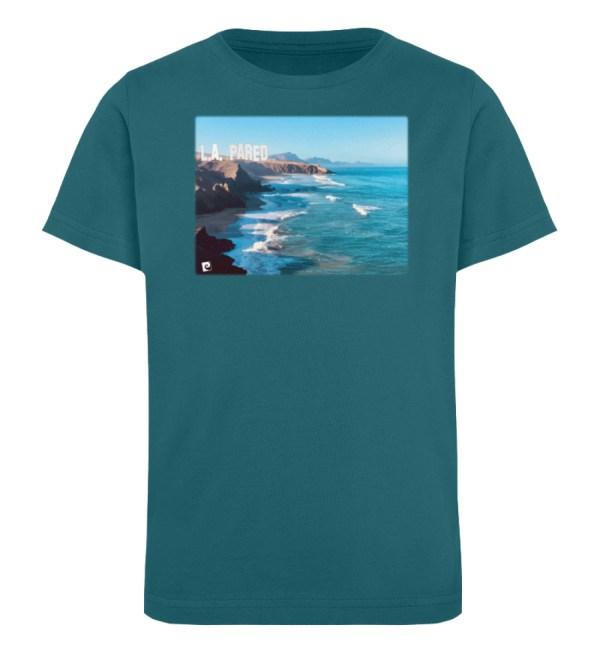 L.A. Pared - Kinder Organic T-Shirt-6889