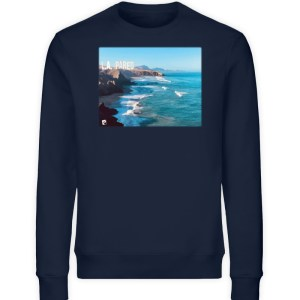 L.A. Pared - Unisex Organic Sweatshirt-6887
