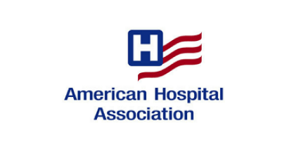 Image result for american hospital association logo