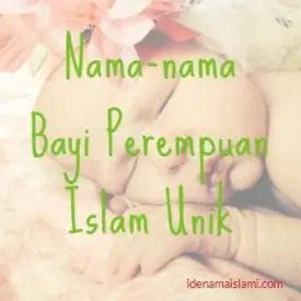 nama bayi perempuan islami idenamaislami.com