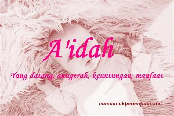 arti nama A'idah