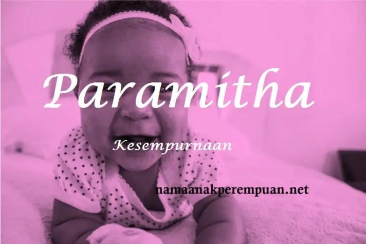 arti nama paramitha