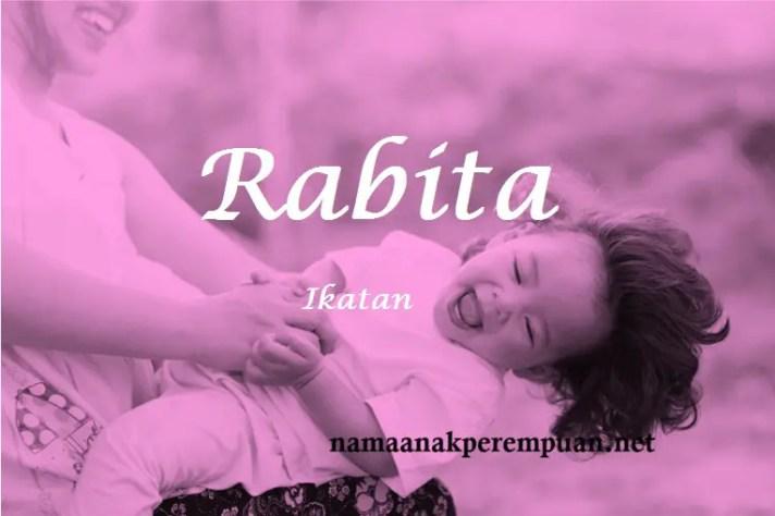 arti nama rabita