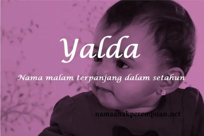 arti nama yalda