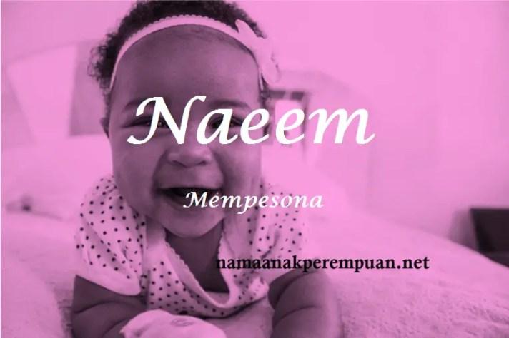arti nama Naeem