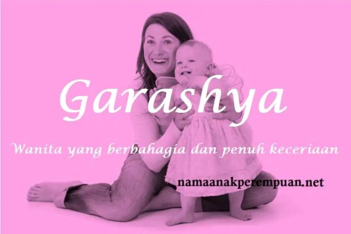 arti nama Garashya