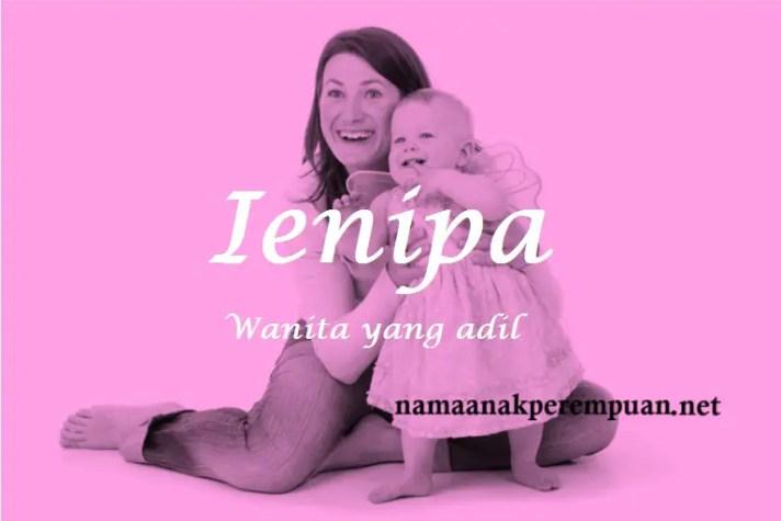 arti nama Ienipa