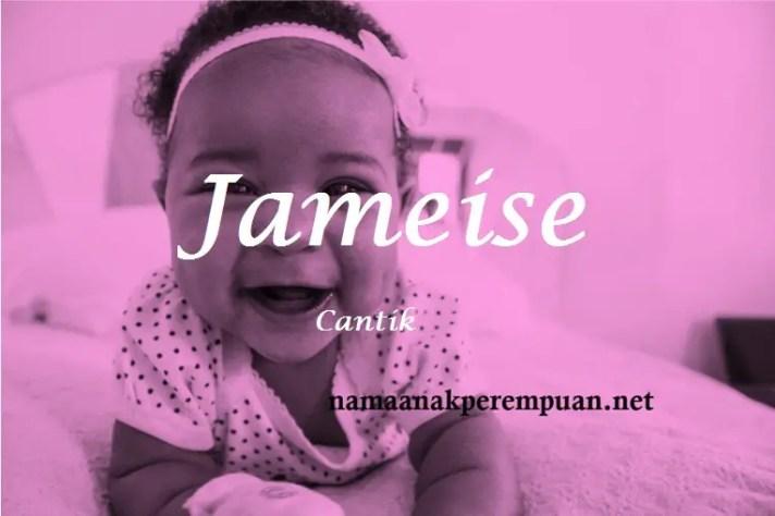 arti nama Jameise