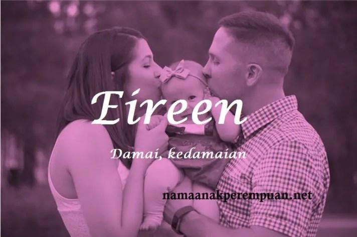 arti nama Eireen