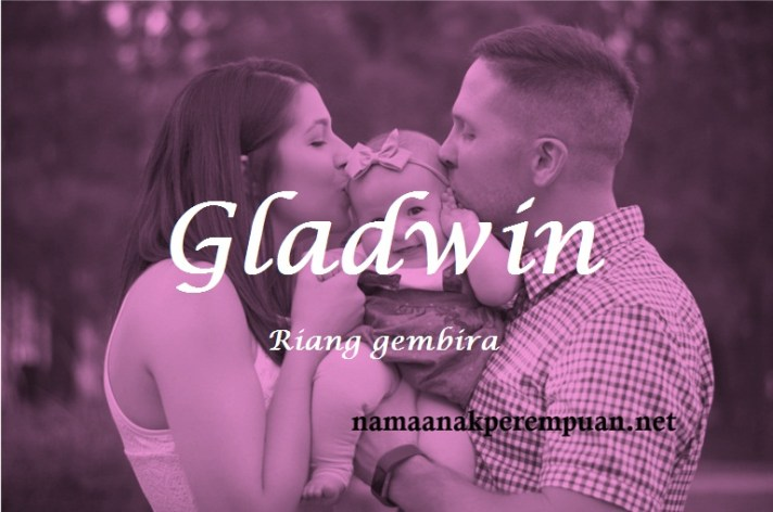 arti nama Gladwin