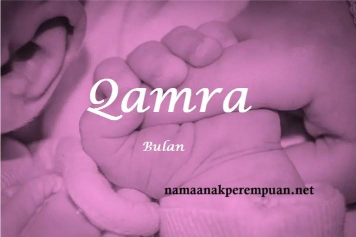 arti nama Qamra