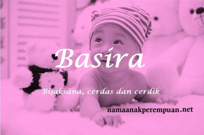 arti nama Basira