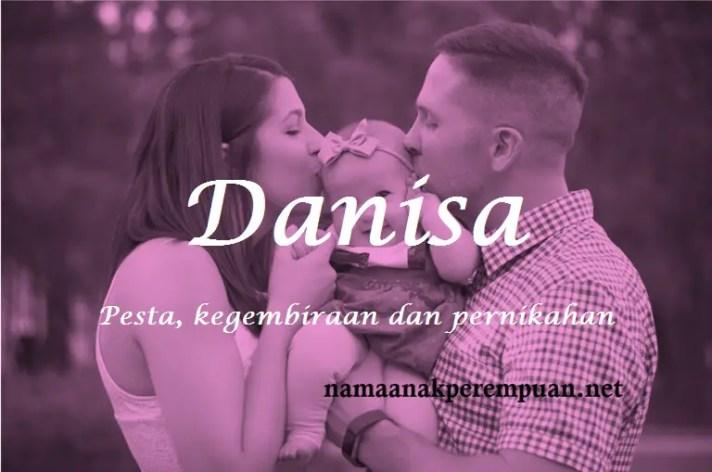 arti nama Danisa