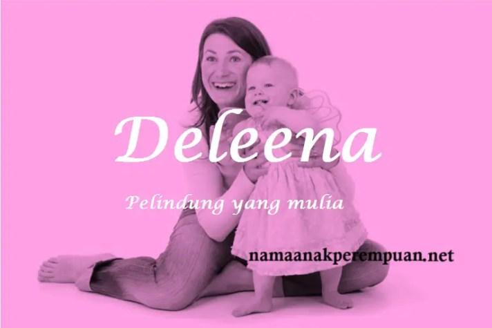arti nama Deleena
