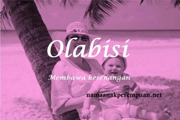 arti nama Olabisi