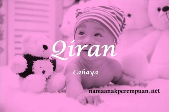 arti nama Qiran