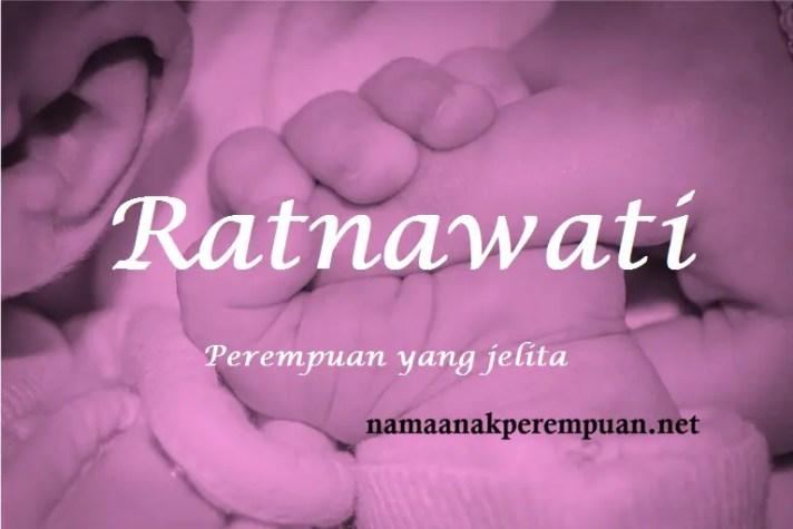 arti nama Ratnawati