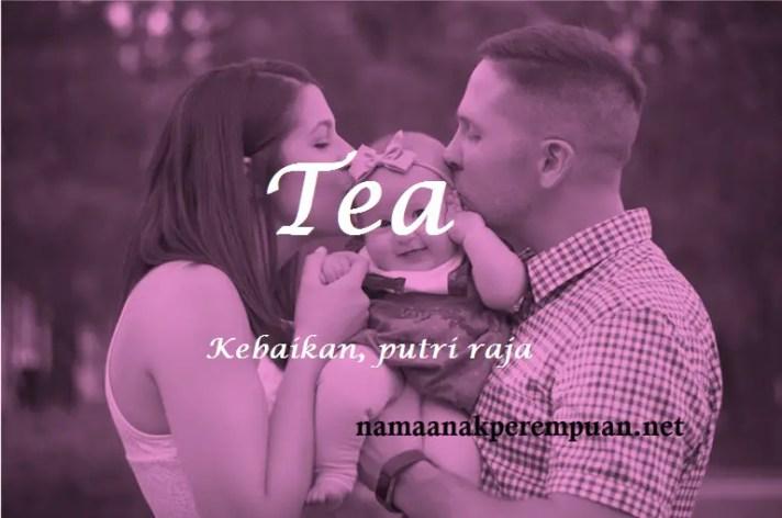 arti nama Tea