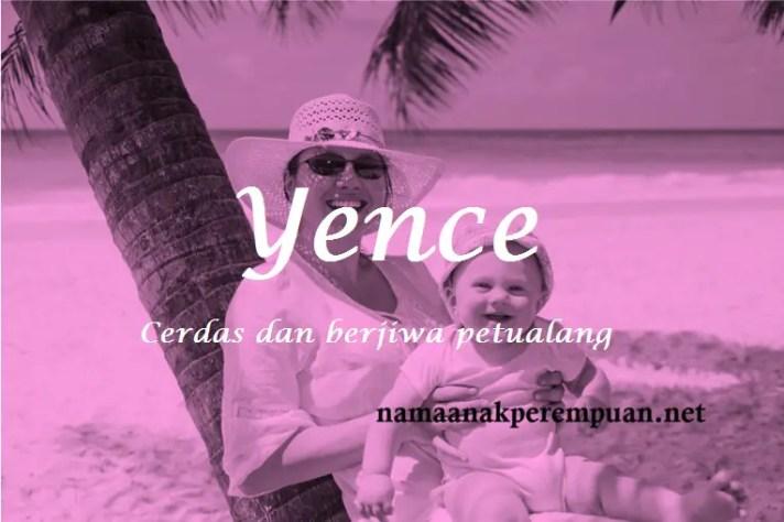 arti nama Yence