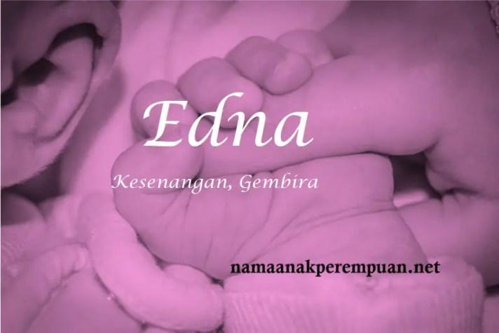 arti nama Edna