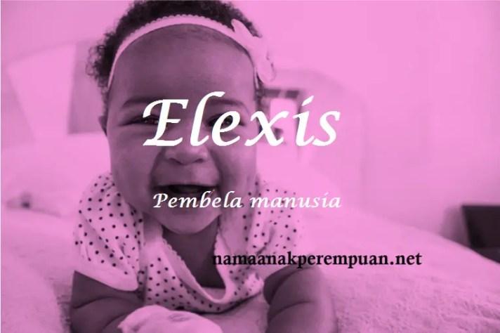 arti nama Elexis