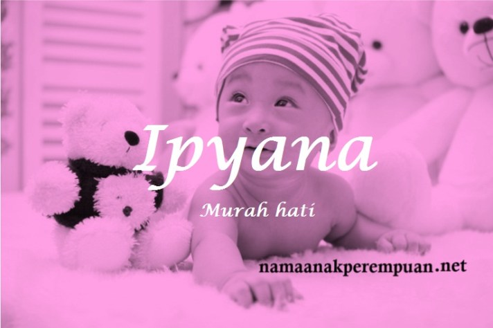 arti nama Ipyana