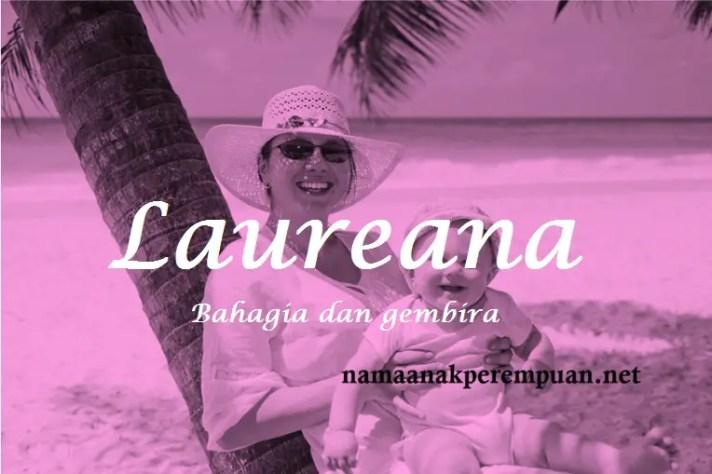 arti nama Laureana