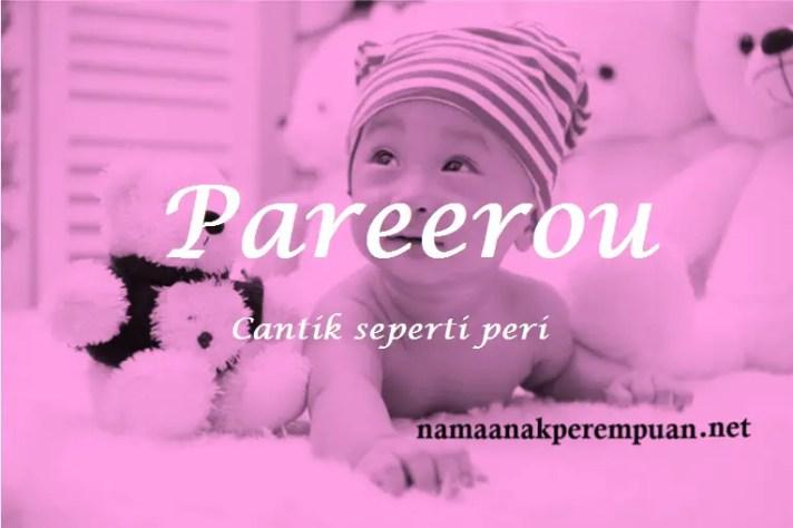 arti nama Pareerou