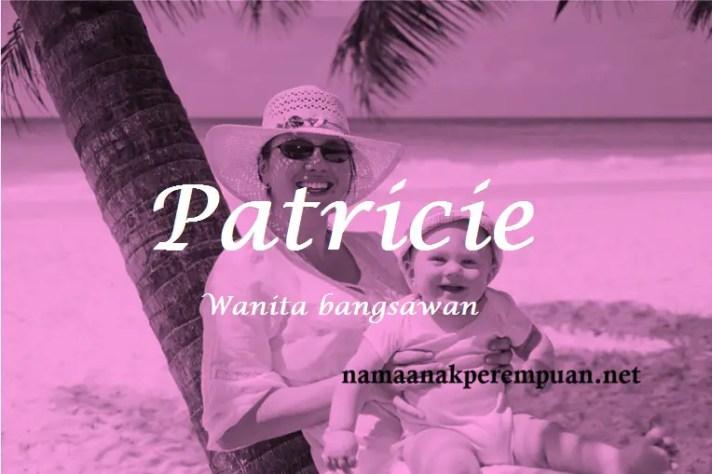 arti nama Patricie