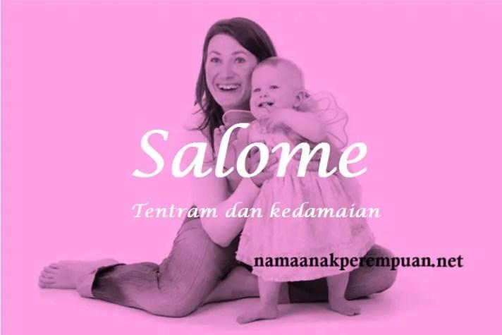 arti nama Salome