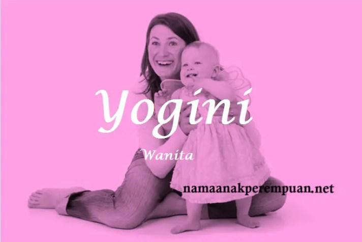 arti nama Yogini