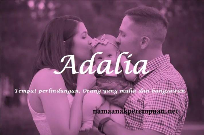 arti nama Adalia