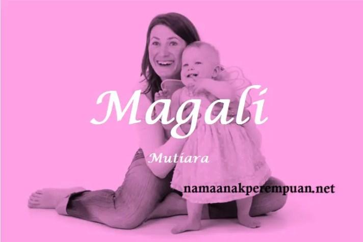 arti nama Magali